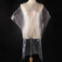 Disposable Plastic Gowns (100)