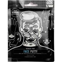 Barber Pro Face Putty Mask, 3 Sachets