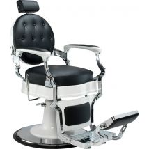 The Chester Barbers Chair, Black