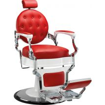 The Chester Barbers Chair, Red