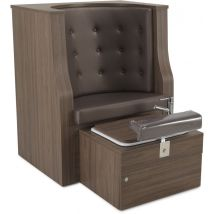 REM Plaza Pedicure Chair with Basin Cover & Whirlpool