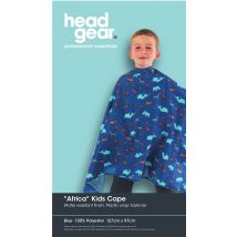 Head Gear Kids Cape Africa, Blue