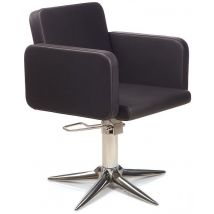 Gamma Store Olma Styling Chair on Parrot Base, Black only