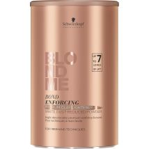 Schwarzkopf Professional BLONDME Bond Enforcing Clay Lightener 350g