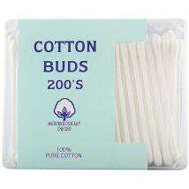 A+F Pro Cotton Buds, Paper Stem (200)