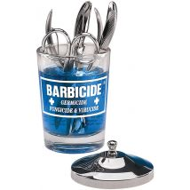 Barbicide Disinfecting Jar, Manicure Table