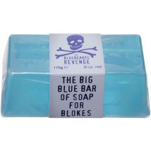 The Bluebeards Revenge Big Blue Bar of Soap for Blokes 175g