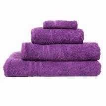 BC Softwear Comfy Bath Sheet, Purple 1700mm