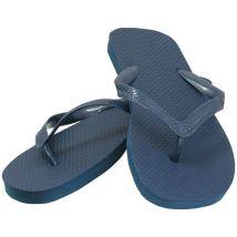 BC Softwear Rubber Flip Flops, X Large (1 Pair)