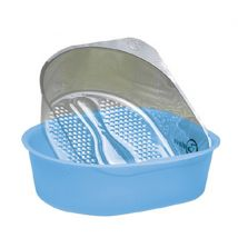 Belava Pedicure Bowl Starter Kit, Blue