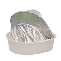 Belava Pedicure Bowl Starter Kit, White
