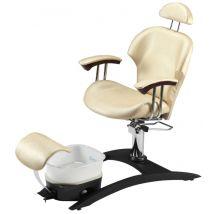 Belava Indulgence Chair, Beige