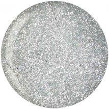 Cuccio Powder Polish Dip, Platinum Silver Glitter 1.6oz