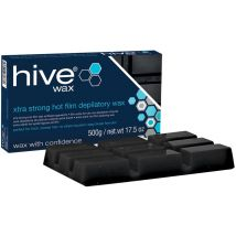 Hive Xtra Strong Hot Film Wax Block 500g