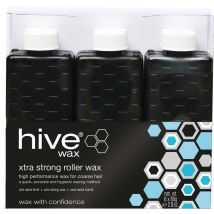 Hive Xtra Strong Warm Roller Wax Cartridges 80g (6)