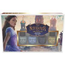 OPI Nutcracker Mini Nail Lacquer 4 Pack
