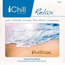 iChill Music CD, Relax Vol 1