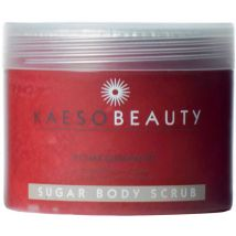 Kaeso Sugar Body Scrub, Pomegranate 450ml