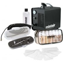 Mistair Solo Pro Airbrush Starter Kit