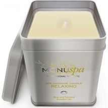 Monu Massage Candle, Relaxing 226g