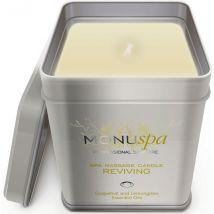 Monu Massage Candle, Reviving 226g