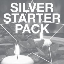 MONU Silver Skincare Start Up Package