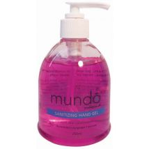 Mundo Sanitizing Hand Gel 250ml