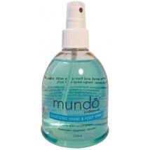 Mundo Sanitizing Hand & Foot Spray 250ml