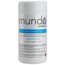 Mundo Multi Surface Disinfectant Wipes (100)