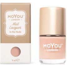 MoYou London Professional Stamping Polish, In The Nude 9ml