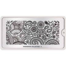 MoYou London Professional Stamping Plate, Fashionista 11, Universal