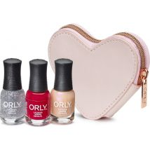 Orly Ballet Pink Heart Purse