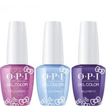OPI GelColor Hello Kitty Collection 15ml