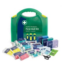 Workplace First Aid Kit (138 Piece)