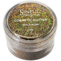 Sinful Proshine Glitter, Gold Rush 10g