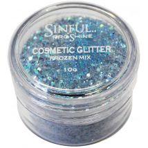 Sinful Proshine Glitter, Frozen Mix 10g