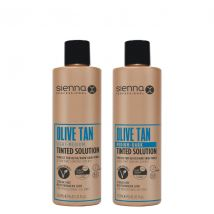 Sienna X Tinted Spray Tan Solution 250ml