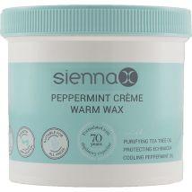 Sienna X Peppermint Crème Warm Wax 450g