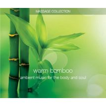 Massage Collection CD, Warm Bamboo