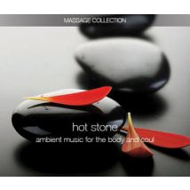 Massage Collection Music CD, Hot Stones