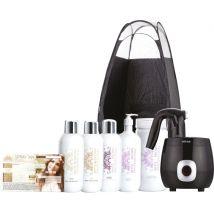 White to Brown Spray Tanning Starter Kit
