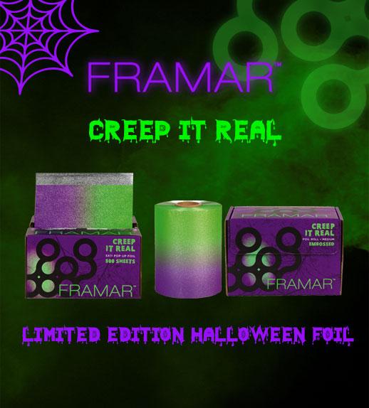 Framar Creep It Real Foil