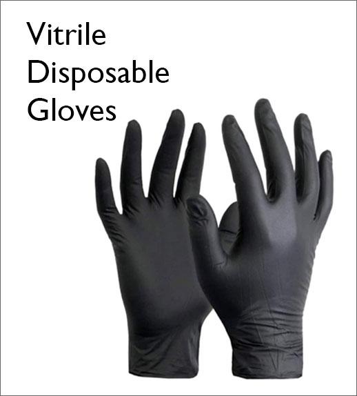 Vitrile Powder Free Gloves